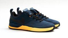 Nike SB Project BA - Armory Navy / Laser Orange