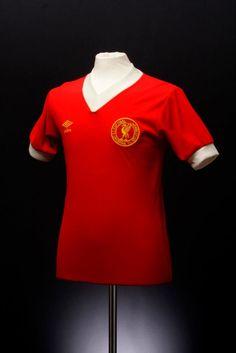 maglia Liverpool 1981 Home Shirt (League Cup Final)