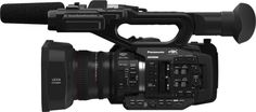 Panasonic Professional 4K Camcorder AG-UX180 (20x Optical Zoom, IR Shooting in Dark Places, VFR/Super-Slow Motion): Wide Optical Zoom Angle of 24mm, 1.0-type MOS Sensor, Advanced Optical Image Stabilizer & High-Speed Intelligent AF, Double SD Memory Card Slots  http://www.photoxels.com/panasonic-ag-ux180-ag-ux90/