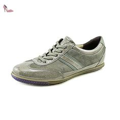 Ecco Spin Lace Femmes US 10 Gris Baskets - Chaussures ecco (*Partner-Link)