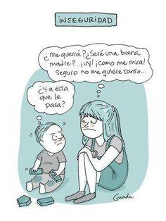 20 caricaturas de lo que nace con la maternidad ¡A reír en serio! - BabyCenter Mommy Humor, Baby Center, Baby Photos, Children, Kids, Cartoons, Comics, Funny, Pregnant Jokes
