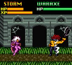 You see Waraxe on the right there? This is the only time he ever shows up. He doesn't even exist outside of this game. All Things, The Outsiders, Broadway Shows, Play, Comics, Games, Image, Gaming, Comic Books