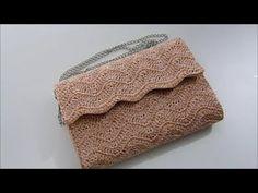 Bolsa Havaí - Fácil de fazer (em crochê)- com a Lourdes#TC - YouTube