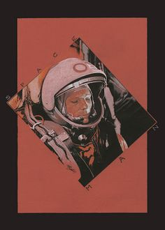 Spaceman by Travis Charest