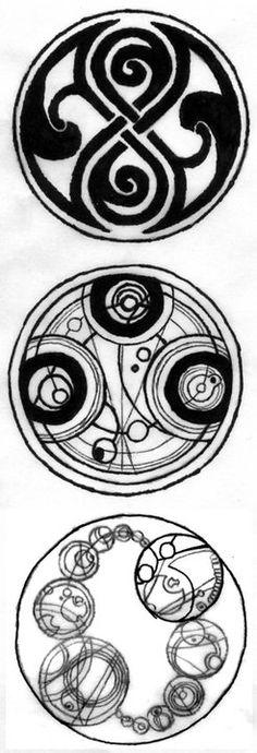 DW Tat Design by DoctorDonna94 on DeviantArt