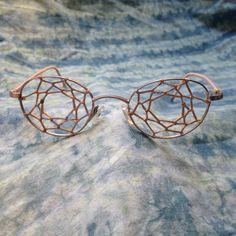 Day dream glasses - dreamcatcher hippie costume festival wear bohemian eyewear sunglasses