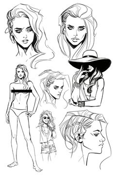Character Design Cartoon, Character Design Tutorial, Character Sketches, Character Design Inspiration, Character Illustration, Character Art, Drawing Reference Poses, Drawing Poses, Drawing Sketches