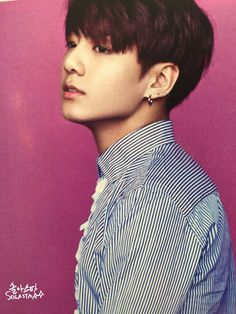 Jungkook ❤ BTS for Singles Magazine January 2017 Issue #BTS #방탄소년단