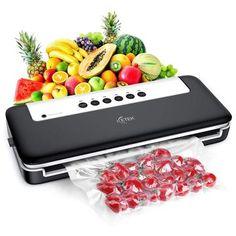Freezer Burn, Feed Bags, Sous Vide Cooking, Vacuum Sealer, Specialty Appliances, Food Waste, Types Of Food, Starter Kit, Food Storage