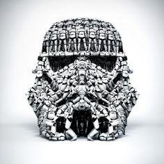 Star Wars themed exhibition in Paris