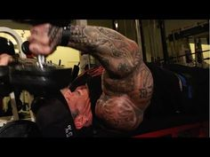 Rich Piana: BEST SUPERSET FOR BLOWIN UP THE TRICEPS - MY 2 CENTS Mens Fitness, Fitness Tips, Fitness Motivation, Bodybuilding Training, Bodybuilding Workouts, Gym Workout Tips, Fun Workouts, Gym Video, Powerlifting