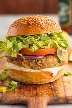 10 Good Friday Dinner Ideas - Fish Recipes For Good Friday Canned Salmon Recipes, Fish Recipes, Lunch Recipes, Seafood Recipes, Great Recipes, Dinner Recipes, Cooking Recipes, Burger Recipes, Dinner Ideas