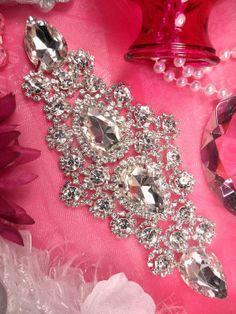 Rhinestone   Crystal Appliques and Setting Embellishments for Sale -  Glory s House 827e91f61ec6