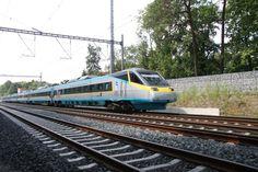 SC Pendolino Prague, Trains, Train