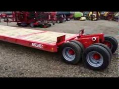 Dump Trailers, Hydraulic Cylinder, Monster Trucks, Youtube, Youtubers, Youtube Movies