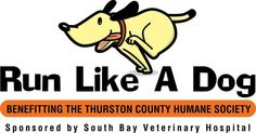August 22nd will be Thurston County Humane Society's Run Like a Dog event! There'll be contests and a 5k fun run all helping to benefit this animal shelter.