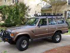 land cruiser fj60 | 1987 Toyota Land Cruiser FJ60 Restored,Winch,Fuel Injection,Zero Rust ...