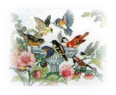 Hoje, eu acordei com chilrear dos passarinhos..... que alegria imensa que eles me transmitiram.  Que bom estamos na Primavera.             ...