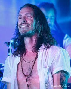 Brandon Boyd of Incubus night @ austin360amp #Austin #music #concert #texas #Canon #Incubustour2015 #Incubus