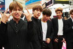 BTS AT THE BBMAs~ ❤ (170521) #BTS #방탄소년단