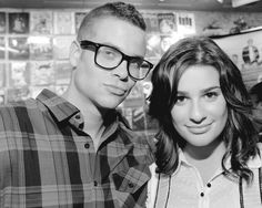 tre gleek love the mohawk with glasses