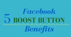 That blue Boost button in the corner of your Facebook posts is not to be ignored! Here are 5 ways to use it to complement your Facebook ads strategy.