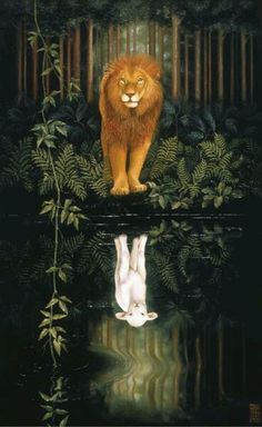He left this world as the slain lamb of God but he comes back as the lion of Judah. Praise be to God