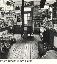 Rabbit Hash General Store in Kentucky