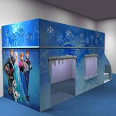 Frozen Bedrooms