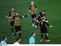 Ολυμπιακος ΑΕΚ  1-2    Αυτη ειναι  η ΑΕΚ !!!