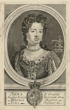 QueenAnne Queen Anne Stuart is King James I great granddaughter.  Bishop's put together the queen  anne verison bible