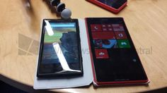 A photo of rumored Nokia Lumia 1520 Windows Phone, also called Bandit, leaks online on Wednesday. Its a giant Nokia phablet with full-HD display of resolution. Latest Technology Gadgets, Technology Updates, New Technology, Windows Phone, Windows 8, Quad, Tablet Android, Web Design, Latest Smartphones