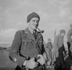 Spain - 1937-38. - GC - La XV Brigada International - Lincoln - commandant
