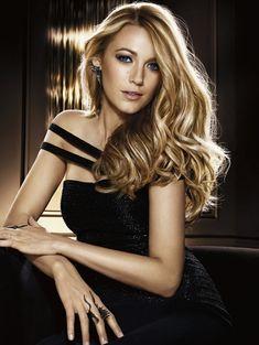 Blake Lively's eerste L'Oréal-campagne is hier!