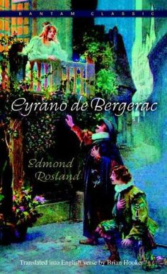 Cyrano de Bergerac: An Heroic Comedy in Five Acts. Edmond Rostand, Brian Hooker (Translator), Walter Hampden (Prepared by) Free Epub, Ville France, Literary Fiction, American Poets, Penguin Random House, Chivalry, Historical Romance, Books To Read, Comedy
