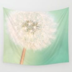 Make A Wish Wall Tapestry