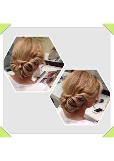 Topuz akademi saç tasarım