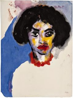 Emil Nolde en el museo Louisiana_Dinamarca_ www.stylefeelfree.com