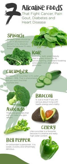 Consuming alkaline foods is essential to maintain the balance in our body, since an acidic environment can favor the appearance of different health problems.