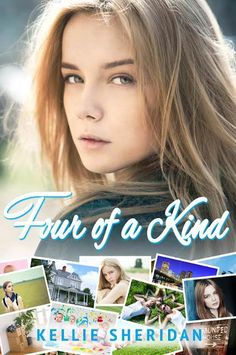 {Cover Reveal} Four of a Kind by Kellie Sheridan*