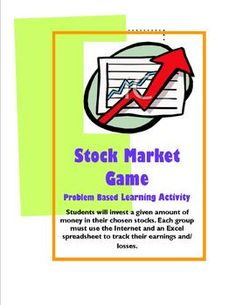 The problem based learning activity presents middle school students with the opportunity to buy and sell stocks. The students are responsible for r. Problem Based Learning, Project Based Learning, Teaching Career, Teaching Kids, Teacher Helper, Social Studies Classroom, Core Curriculum, 7th Grade Math, Differentiated Instruction