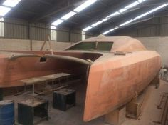 Schionning Kits | Pre-cut Composite Catamaran Kits