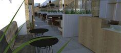 Diseño interior Restaurante.2 lao.studio