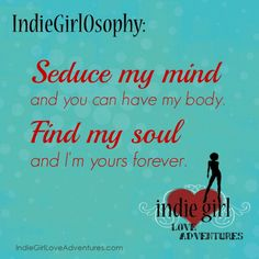 Indie Girls attract LOVE of mind, body & spirit.