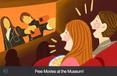 [Living] Free Movies at the Museum!