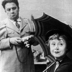 Novantacinque anni fa nasceva Giulietta Masina (1921-1994), consorte di #Fellini per cinquant'anni e interprete di sette dei suoi film.  #italy #vscoitaly #igersitalia #instagramitalia #vscocamlive #italianstories #artexhibition #photooftheday #veneziadavivere #vscaward #vscogallery #vscophile #bnw_planet #bnw_life_shots #milano #inlombardia #mymilan #igersroma