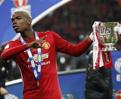 Wahanaprediksi Aksi Eksentrik Memang Senantiasa Ditampilkan Bintang Manchester United Dan Timnas Prancis Paul Pogba Bukan Cuma Aksi Di Lapangan