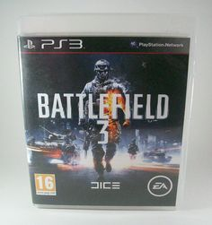 #Battlefield #3 #Sony #Playstation 3 #PS3 #Electronic #Arts #Spiel