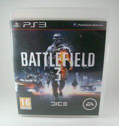#Battlefield #3 #Sony #Playstation 3 #PS3 #Electronic #Arts #Spiel