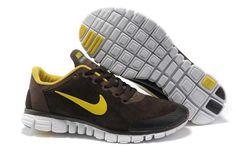 Brown Yellow Men Nike Free Run 3.0 V2 Anti Fur Shoes Price:£45.30  http://www.cheapnikefreeoutlet.co.uk/nike-free-3-0-v2/brown-yellow-men-nike-free-run-3-0-v2-anti-fur-shoes.html